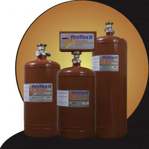 protex II fire extinguishers