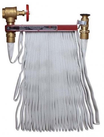 white fire hose